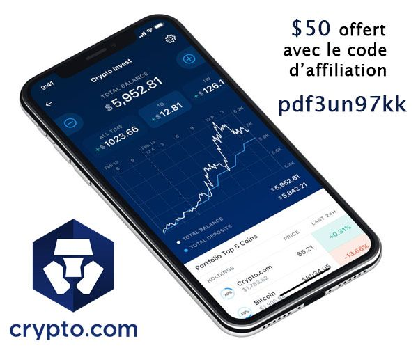 Referral Code for Crypto.com Mobile App